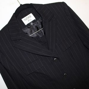 Dresses & Skirts - women's pinstriped pantsuit